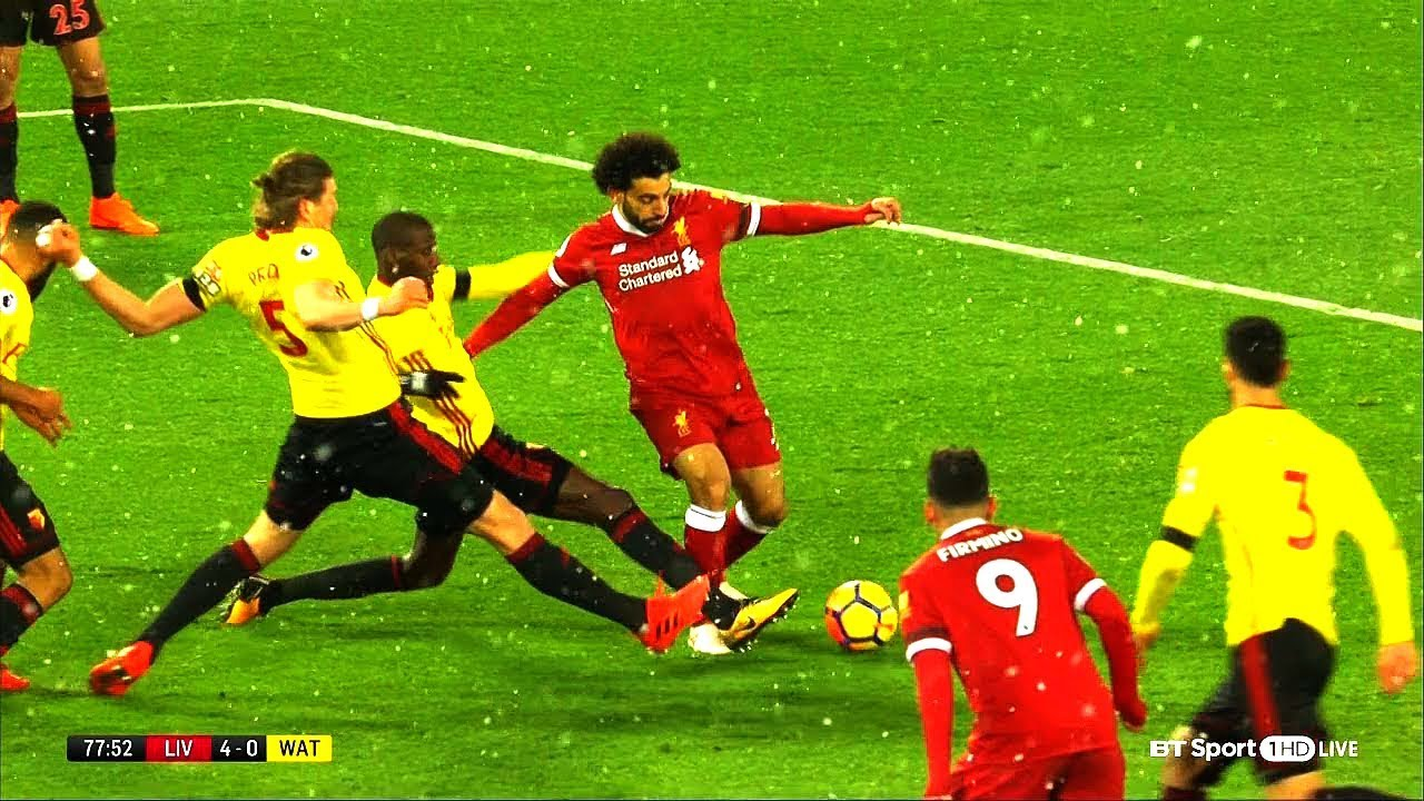 50+ Players Humiliated by Mohamed Salah ᴴᴰ