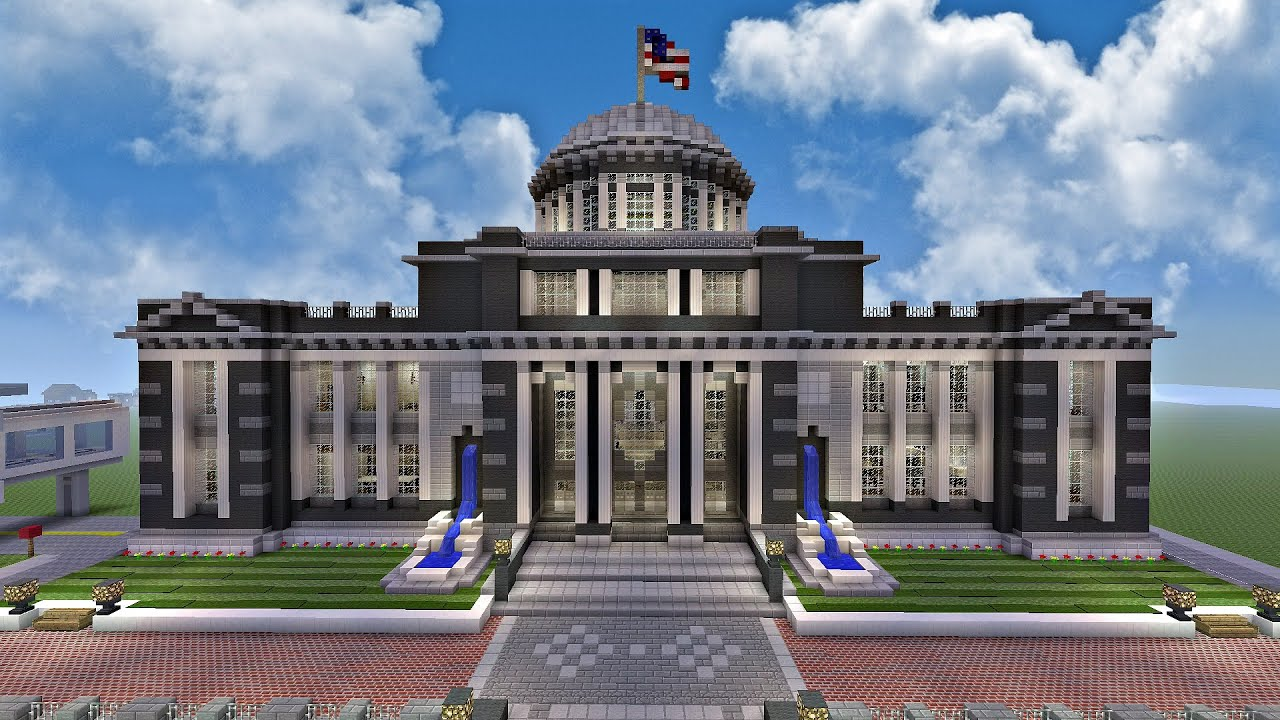 Minecraft Xbox City Hall Youtube