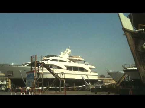 AL JADDAF Dry Dock
