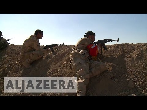 Reporting from the front line of Iraq offensive against ISIL in Mosul
