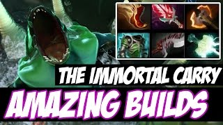 THE IMMORTAL CARRY - Amazing Builds Vol 14 - Dota 2