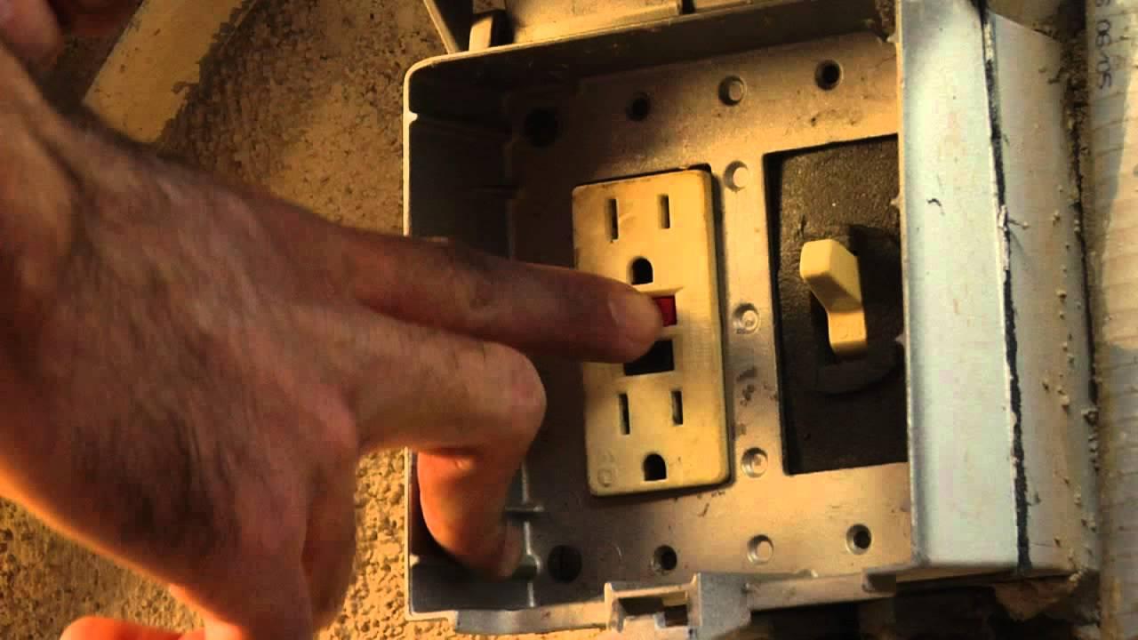 06 Poolside Electrics Gfci Andtimers Youtube Pool Breaker Wiring Diagram