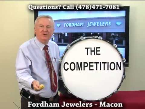 Cash For Gold At Fordham Jewelers (Macon, GA)