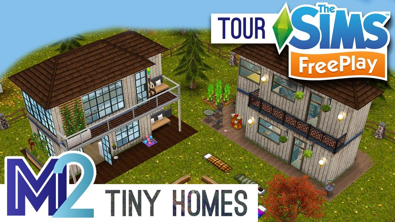 Sims Freeplay Tiny Loft Houses Early Access