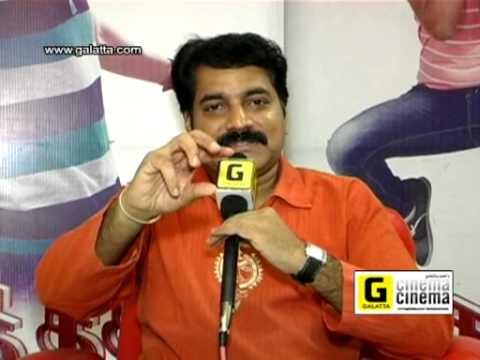 Vijay Adhiraj talks about Puthagam