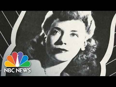 Remembering 'Canteen Girl' Of World War II | NBC News