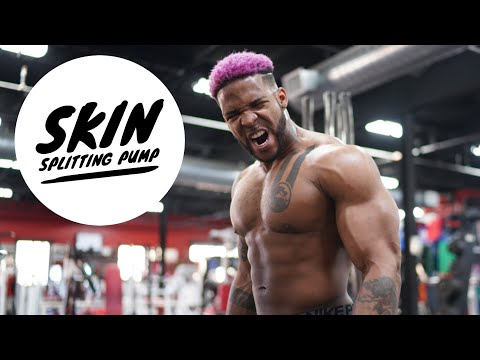 Intensity Training For Arms & Shoulders | Pump Chaser Training