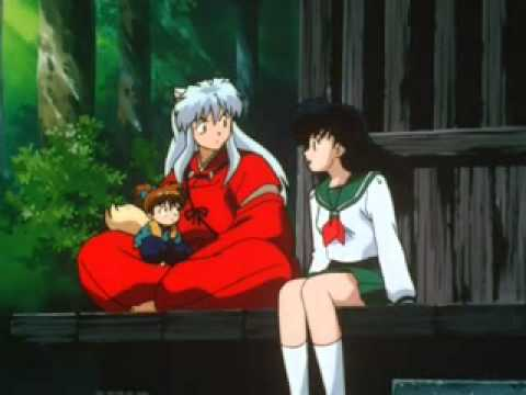 Cute Lemon Wallpaper Inuyasha And Kagome Funny Scene Youtube