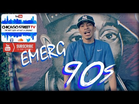 Emerg - 90s [NEW 2017 CHICANO RAP] Chicago Rap & Hip Hop 2017