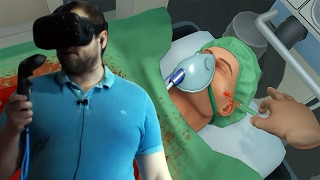 БОБ ВЕРНУЛСЯ  Surgeon Simulator Experience Reality 1