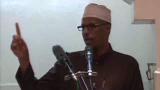 RAADINTA HABENKA LAYLATUL QADRIGA    khutbah 8 - 6 - 2018┇► Dr Sh MAXAMUD SHIBLI