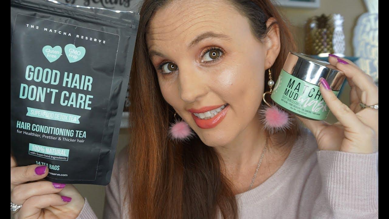 e82ee7a929d5 Matcha Reserve skin care and tea - YouTube