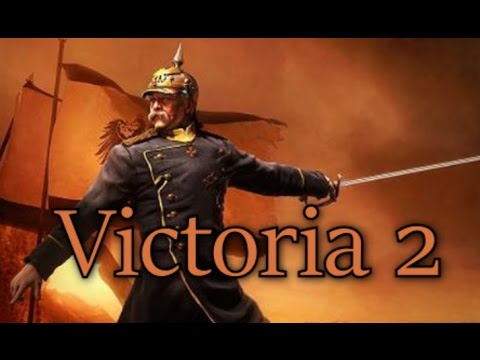 Victoria 2 Multiplayer: Huge late-game Great War (Part 1)