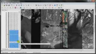 Geomatica Tips - Graphical Map Layer Selection