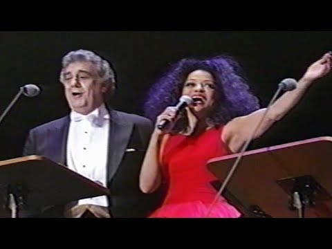 Diana Ross & Placido Domingo - Endless Love (1997)