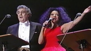 Diana Ross & Placido Domingo - Endless Love (1997)