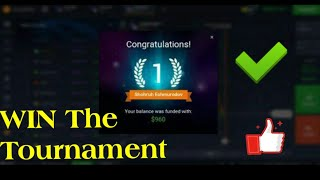 Iq option Live trading How to  win the tournament, Binary options trading screenshot 3