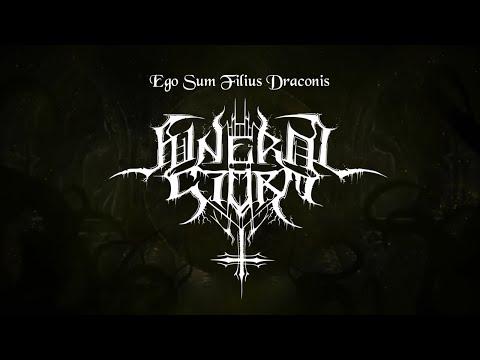 Funeral Storm - Ego Sum Filius Draconis (Official Lyric Video)