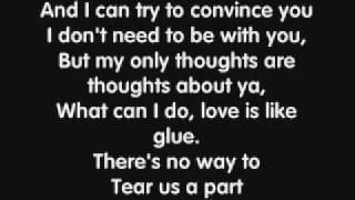 stuck with each other by shontelle ft. akon lyrics