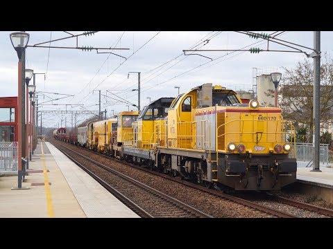 Wagon SIM, Train De Travaux ETMF Et Infra Bien Lotis