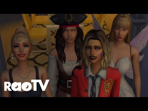 Girls In The House - BONUS - Girls In The Haunted House 2