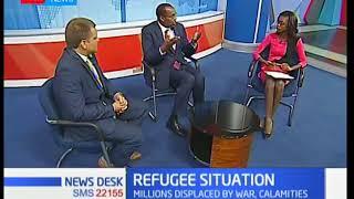 REFUGEE SITUATION: Experts express concerns over refugee sitaution in Kenya