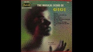 Ira Wright & His Orchestra: The Musical Score of Gigi (Rondo-lette Records)