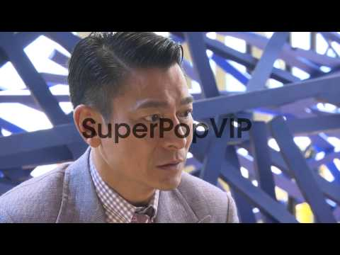 INTERVIEW - Andy Lau on what's so great about starring in...