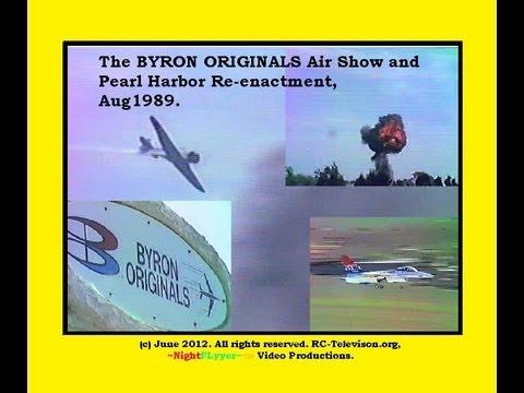 Spectacular Byron Originals R/C Air Show, Ida Grove, Iowa 1989