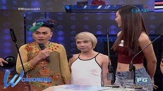 Wowowin: DonEkla, nanliit sa matangkad na contestant