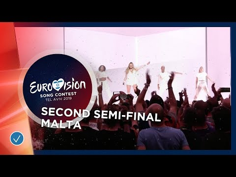 Michela - Chameleon - Malta - LIVE - Second Semi-Final - Eur