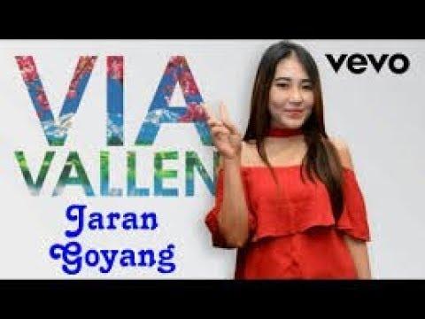 Via Vallen - Jarang Goyang (Cover Drum)