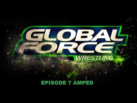 WWE 2K16 Universe - GFW Episode 7 - GFW Amped - Intercontinetal Triple Threat & Global #1 Contenders