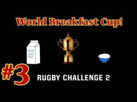 Rugby Challenge 2 - World Breakfast Cup - Round 3 - Ireland vs Russia