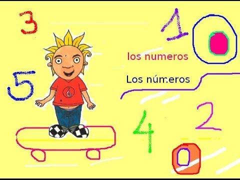 los nmeros en preescolar - photo #37