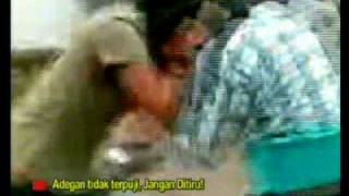 Perkelahian Cewek SMUN I Kupang