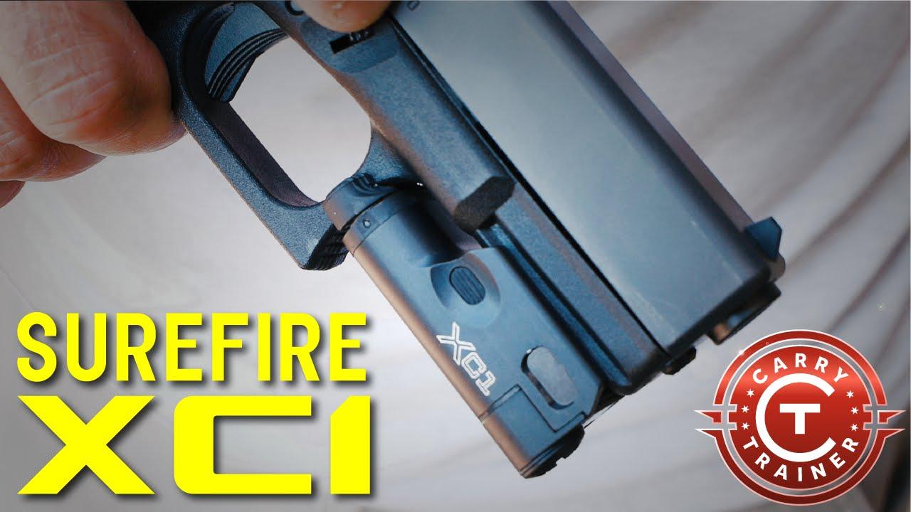 SUREFIRE XC1 Review [Pistol Light] | Episode #25