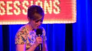 "Kara Guy performs ""Once You Lose Your Heart"" at Broadway Sessions o..."