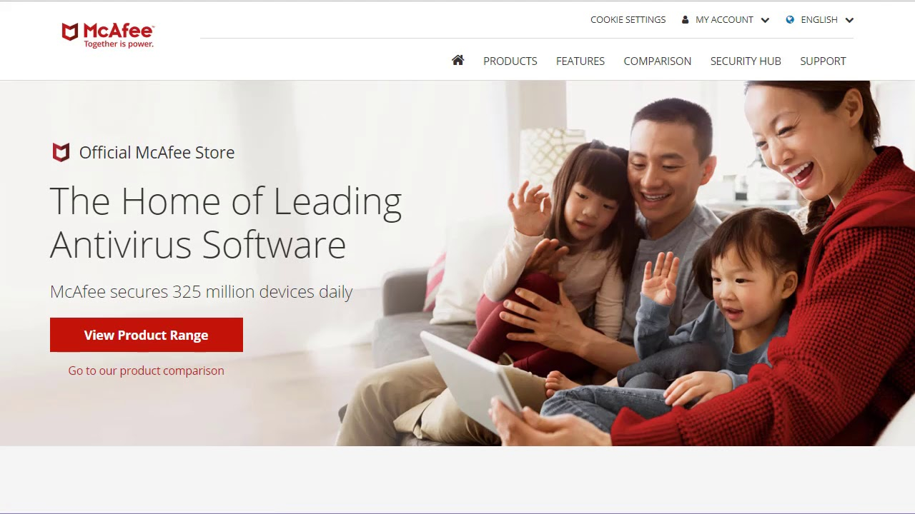 McAfee Coupon Code: 50% OFF Discount & Promo code 2018