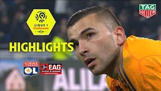 Olympique Lyonnais - EA Guingamp ( 2-1 ) - Highlights - (OL - EAG) / 2018-19