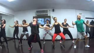 "Wande Coal ""Baby Hello"" - Afrobeats Choreography by Yohanna Almagro"