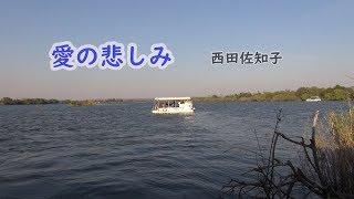 愛の悲しみ 風景(ザンベジ川) 西田佐知子.