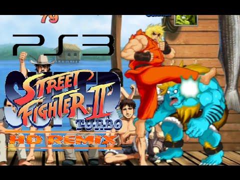 Street Fighter 2 Hd Remix Pc
