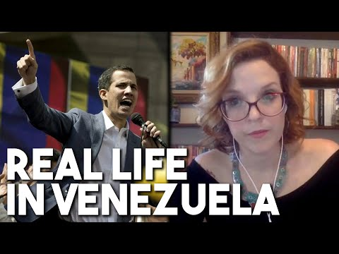 The real Venezuela: From Caracas, Prof. Aline Piva explains US coup attempt (E35)