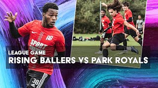 GOAL OF THE SEASON CONTENDER ALREADY? | Rising Ballers Vs. Park Royals | UNSIGNED EP. 31