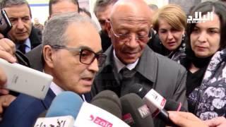 بختي بلعايب / وزير التجارة  -EL BILAD TV -