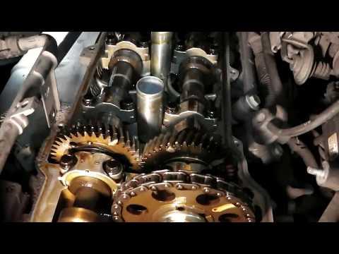 Фото к видео: TOYOTA HIACE двс 3RZ-FE не стандартная регулировка клапанов