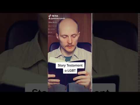 Stary Testament o lgbt
