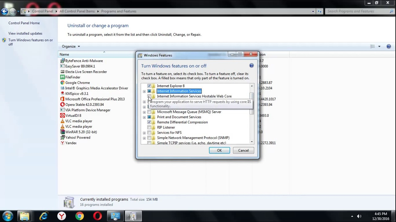 How to Activate Localhost (127.0.0.1) in your PC - YouTube