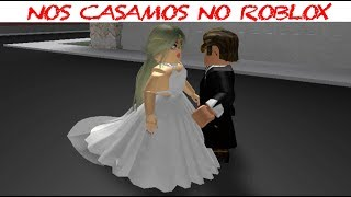 GET MARRIED in ROBLOX-TRIBUTE to VALENTINE'S DAY